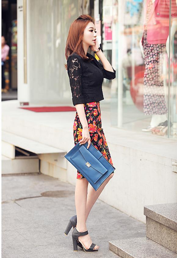 Những bộ váy hút ánh nhìn chốn công sở
