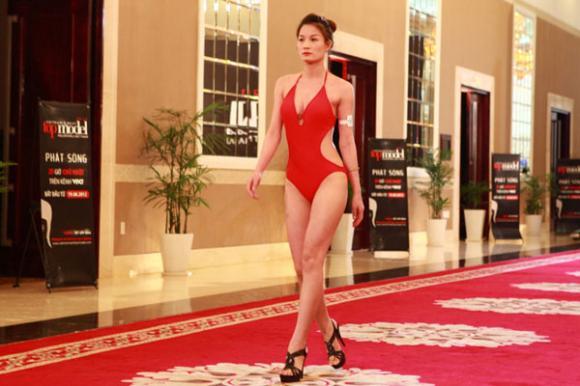 Có thêm 2 Lê Thị Phương nữa tại VNTM 2012