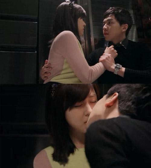 Ngắm nụ hôn đẹp nhất màn ảnh Hàn