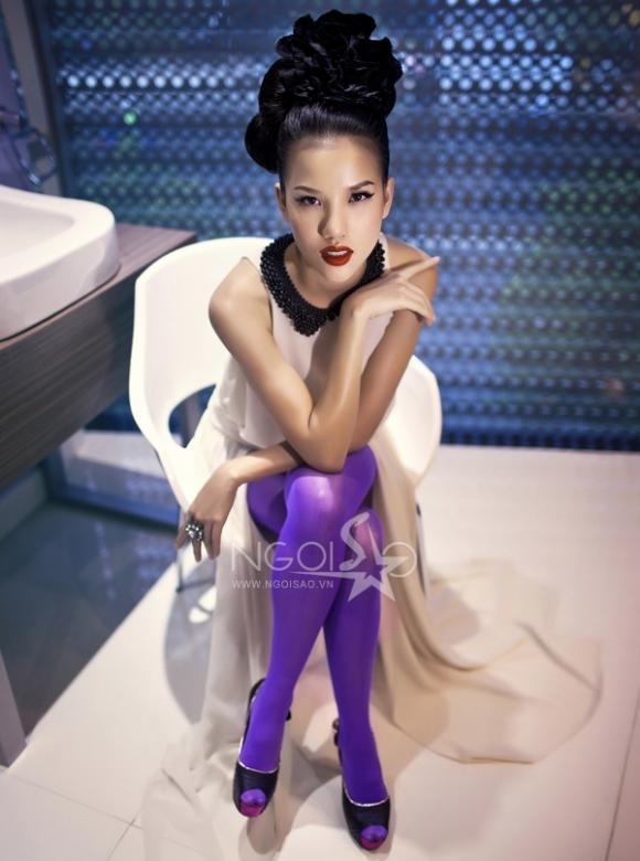 Bebe Phạm - quý cô phong cách