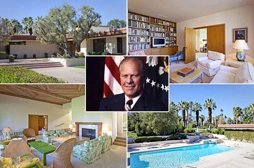 Chiêm ngưỡng nhà nghỉ của tổng thống Mỹ