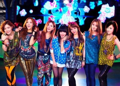 'Cuộc chiến' những cô nàng trưởng nhóm của làng giải trí Hàn Quốc