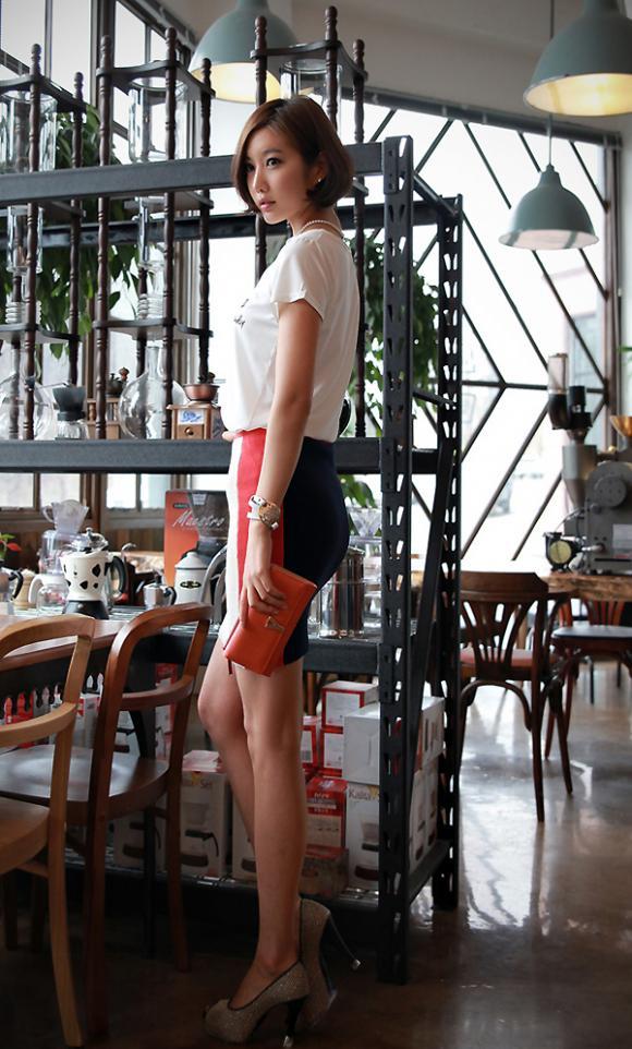 BST chân váy công sở khiến bạn gái mê mệt