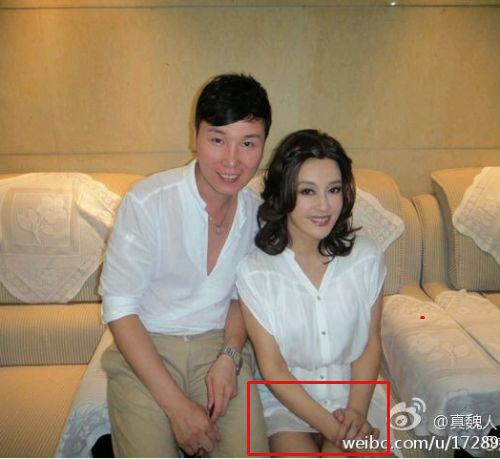 U60 Lưu Hiểu Khánh 'cả gan' không mặc đồ lót