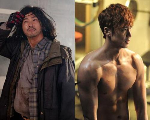 Vì phim, sao Hàn giảm 15kg trong 10 ngày