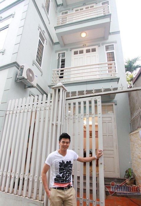 Thăm ngôi nhà sang trọng của MC Tuấn Tú