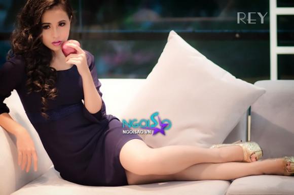 Cận cảnh nét đẹp đài các của diễn viên Thùy Trang