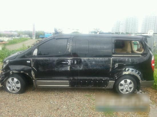 Cận cảnh vụ tai nạn kinh hoàng của Soyeon (T-ara)
