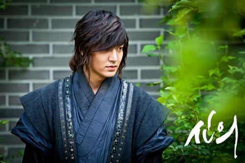 Bộ ảnh 'nhìn muốn ngất' của Lee Min Ho