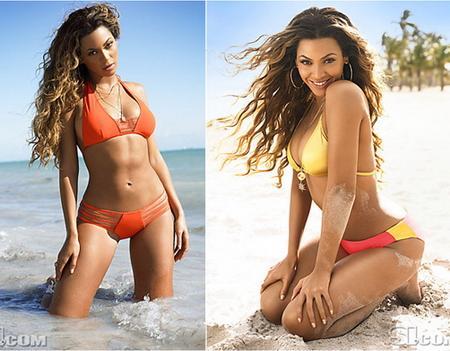 10 mỹ nữ thân hình nóng bỏng nhất hành tinh