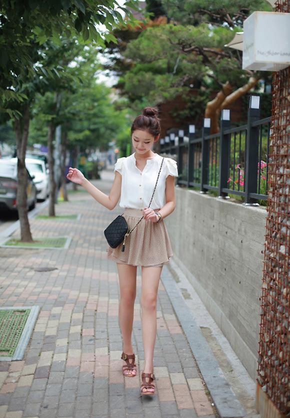 Những mẫu chân váy đẹp hút mắt cô nàng trẻ trung