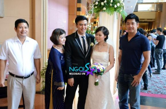 Toàn cảnh lễ cưới ngọt ngào của MC Tuấn Tú