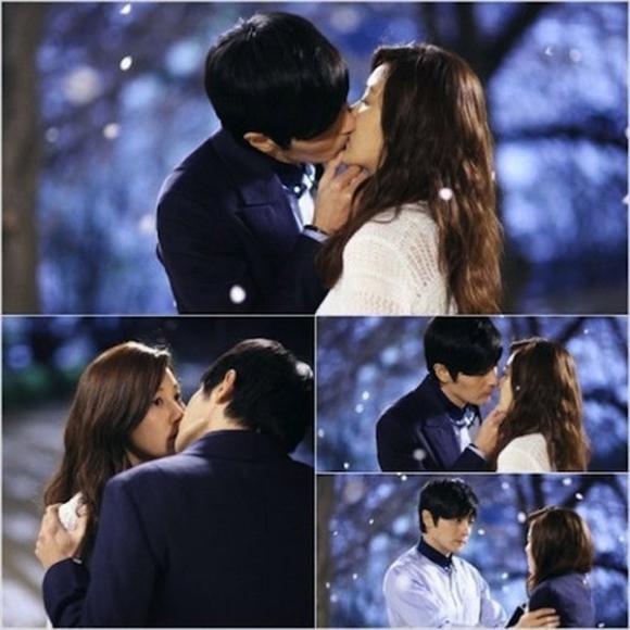 """Những nụ hôn ấn tượng trong """"Phẩm chất quý ông"""""""