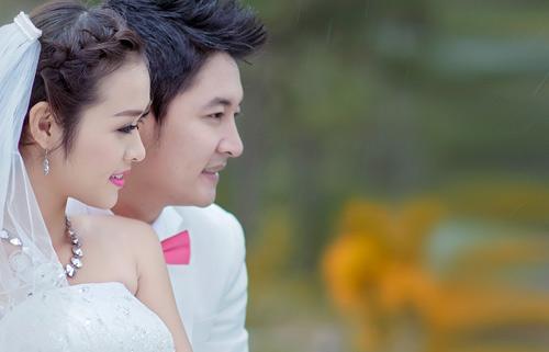 Ảnh cưới như mơ của Diệp Bảo Ngọc và Thành Đạt