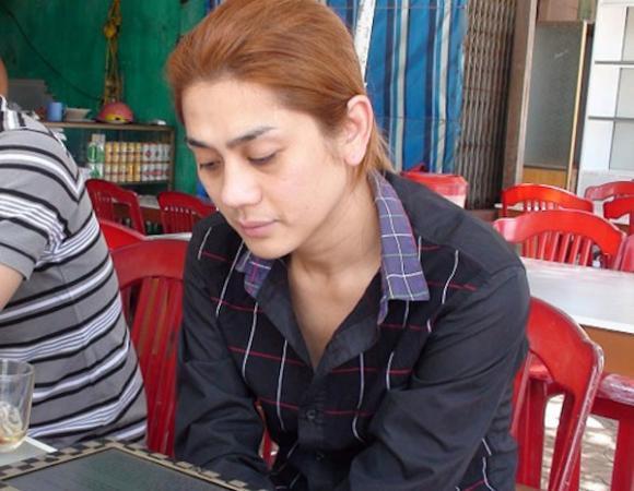 Nghi án Lâm Chí Khanh tung ảnh đã chuyển giới