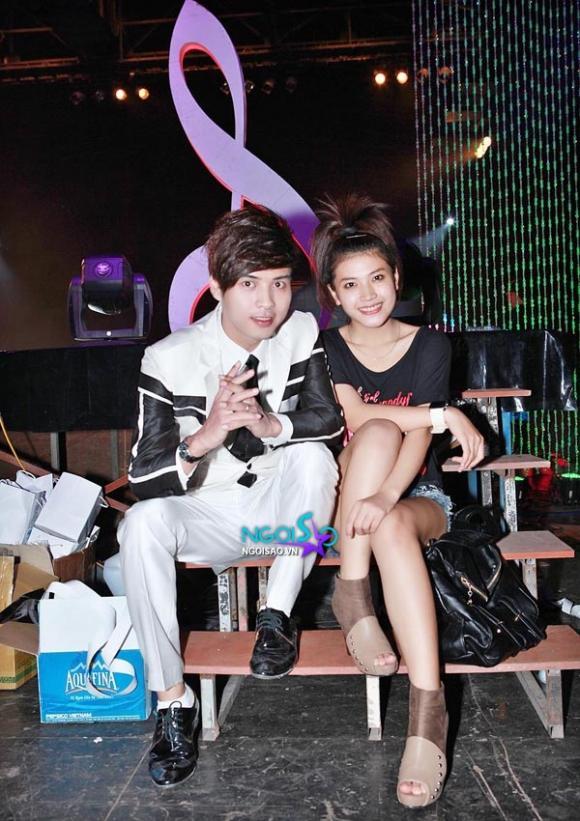 Lộ diện bạn gái xinh đẹp của nam ca sĩ Hồ Quang Hiếu?