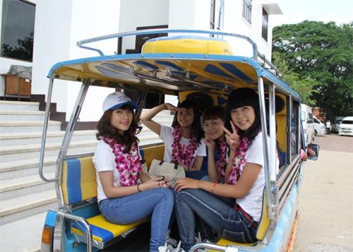 Hình ảnh tuyệt đẹp của Miss Teen 2012 tại Thái Lan