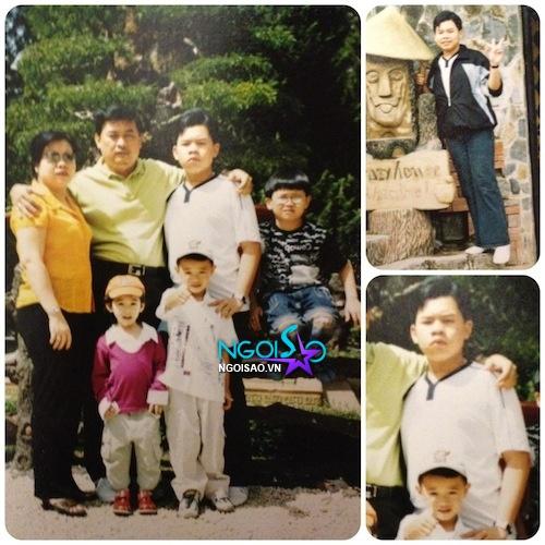 Bất ngờ trước ảnh NTK Franky Nguyễn lúc chưa chuyển giới nặng 94kg