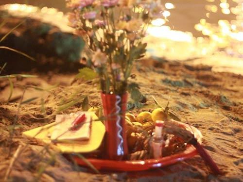 Xuyên đêm tìm xác chị Huyền dưới chân cầu Thanh Trì