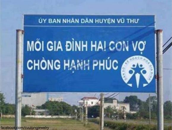 Hình ảnh 'bá đạo' chỉ có ở Việt Nam