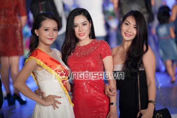 Hoa hậu Victoria Phương Nguyễn làm giám khảo xinh đẹp