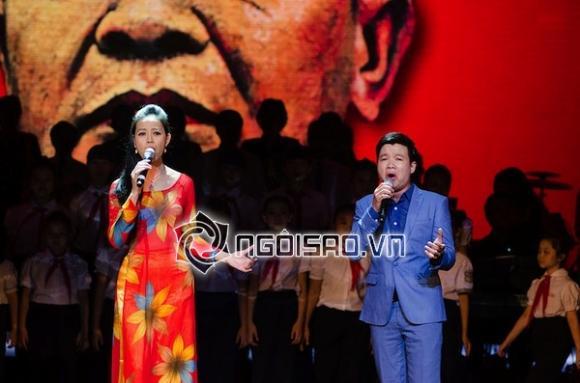 Khán giả lặng người trước ca khúc về Đại tướng Võ Nguyên Giáp