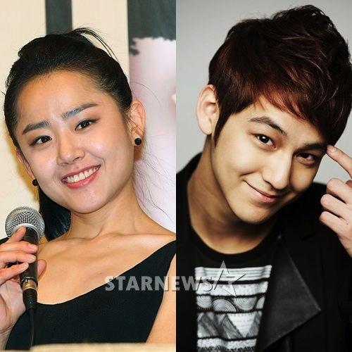Fans Hàn 'sướng rơn' vì Kim Bum và Moon Geun Young thừa nhận hẹn hò
