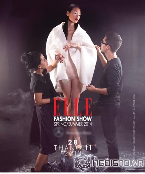 ELLE Show Xuân Hè 2014 trở lại cùng xu hướng thời trang quốc tế