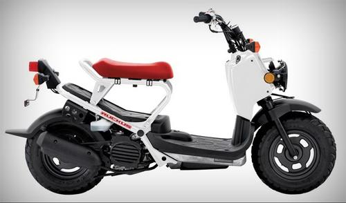 Honda giới thiệu phi đội xe mới cho năm 2014