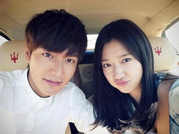 Lee Min Ho thích thú với kết thúc phim 'The Heirs'