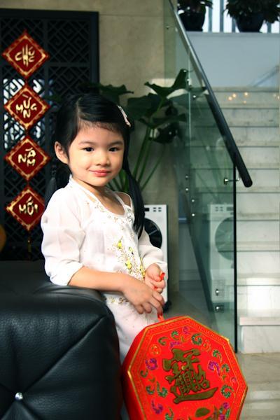 Gia đình Trương Ngọc Ánh du xuân ở Thái Lan