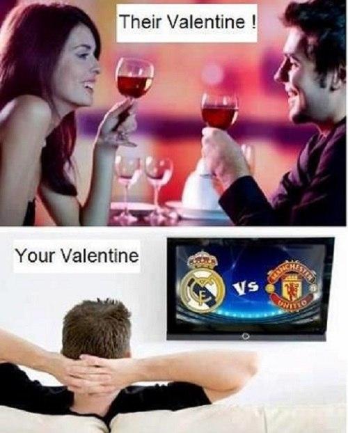 Những bức ảnh chế ngày Valentine của Hội độc thân trên Facebook gây 'sôt'