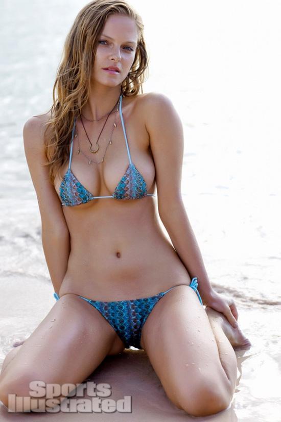'Nóng hổi' những mẫu bikini mới nhất 2013 (P5): Jessica Perez
