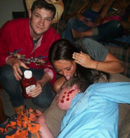 'Sặc cười' trước những nạn nhân của rượu (P1)