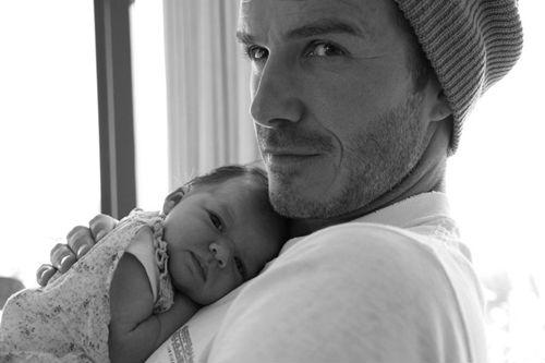 'Mỹ nhân tương lai' Harper Beckham