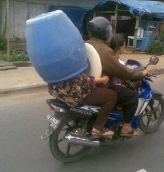Những hình ảnh 'cực độc' ở Việt Nam