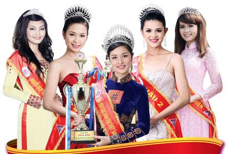 Khởi động cuộc thi Hoa hậu các dân tộc Việt Nam 2013