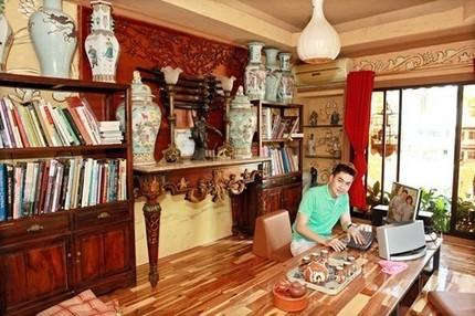 3 căn nhà 100 tỷ của ca sỹ Việt