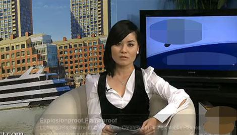 Vợ Đan Trường còn là MC duyên dáng