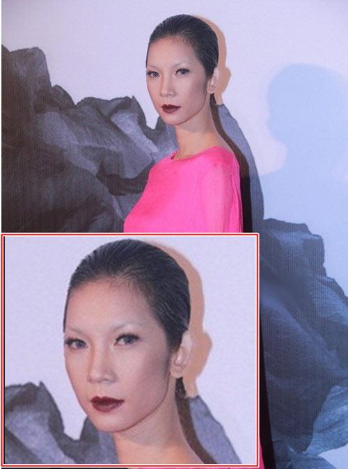 Những phong cách 'dọa ma' của sao Việt