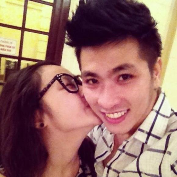 Con gái diva Thanh Lam khoe ảnh bạn trai trên facebook