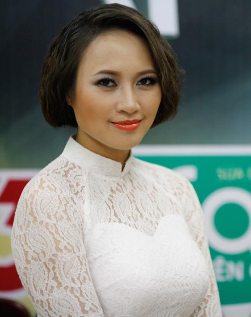 Sao Việt 'lột xác' với tóc ngắn