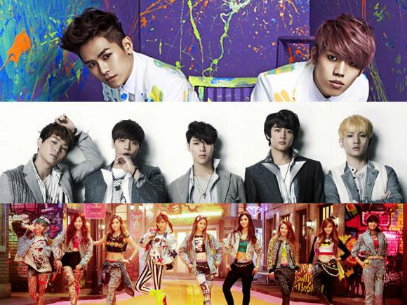 Lộ diện nhóm nhạc K-pop được yêu thích nhất thế giới