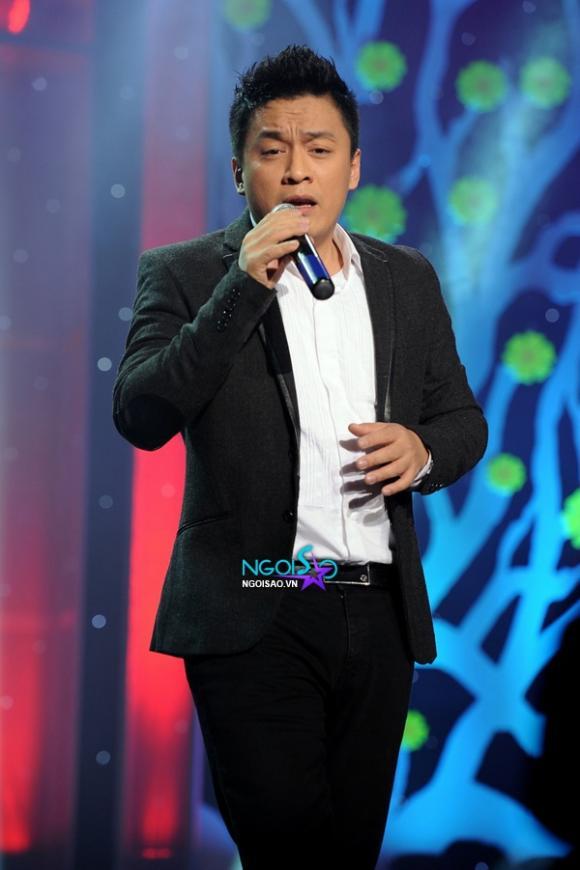 Lam Trường đem 'mưa phi trường' lên sân khấu