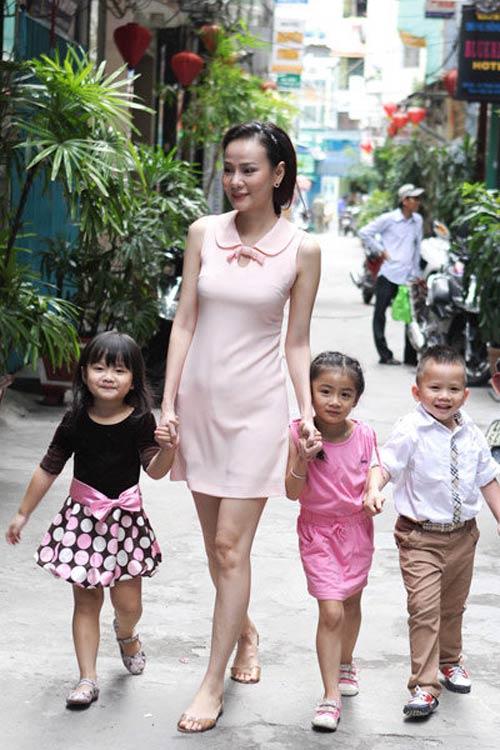 4 Nữ hoàng đường phố của showbiz Việt - 20