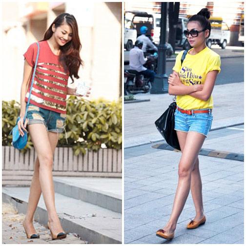 4 Nữ hoàng đường phố của showbiz Việt - 2