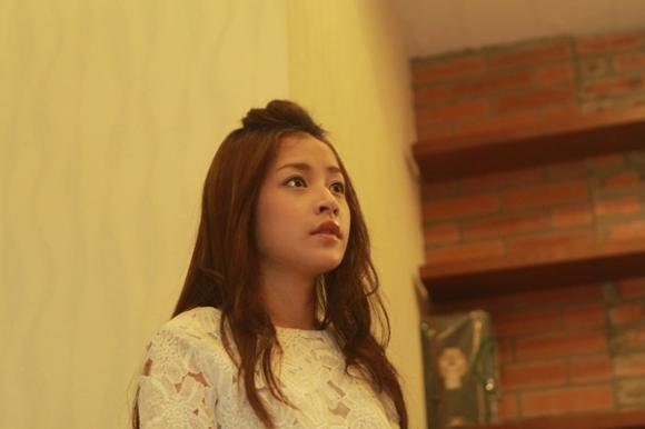 Chi Pu đóng phim ngắn đầu tay có 'người yêu' tự tử