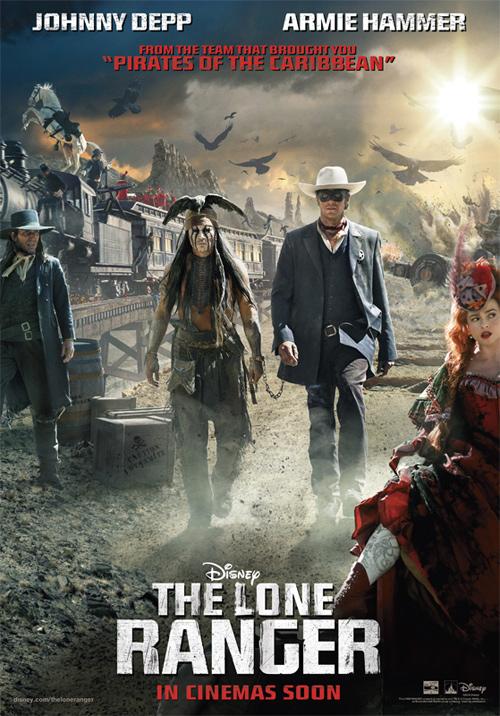 'Kị sĩ cô độc' - Bộ phim 'bom tấn' của Johnny Depp sắp ra rạp Việt Nam