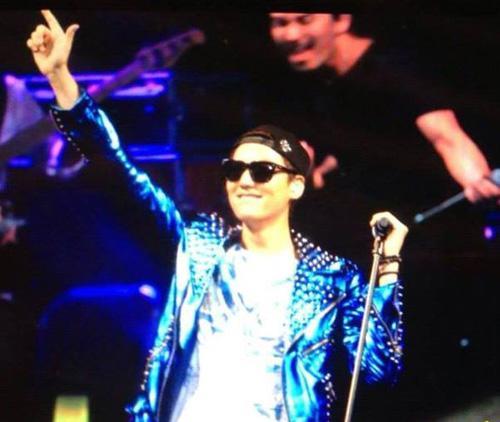 Lee Min Ho 'rực sáng' trong tour diễn ở Malaysia