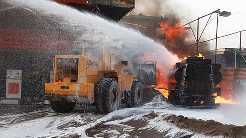 Những con số trong vụ cháy cây xăng nghiêm trọng nhất Hà Nội